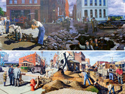Public Works Through the Years by  Jeff Maltby