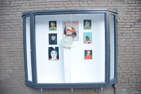 Liam Lloyd : Imaginary Friends, A Portrait Study - Oct 26th @ Odeon Alley