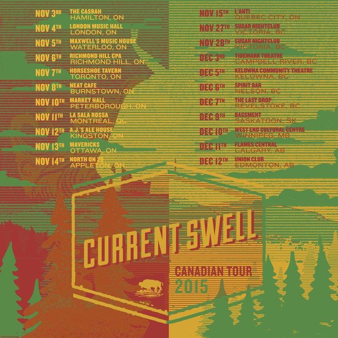 Canadian Fall Tour