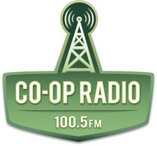 Co-op Radio CFRO 100.5FM
