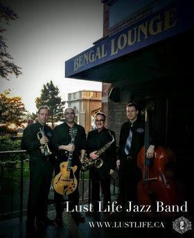 Lust Life Jazz Band Plays The Bengal Lounge: Lust Life Jazz Band @ The Bengal Lounge Mar 12 2016 - Oct 16th @ The Bengal Lounge