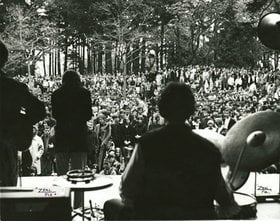 "Victoria's First ""Official"" Love-In: Lost Souls, Blues X Five, City Of Drawers, Double Breasted Galvanized Jazz Whistle, Hillside Grass Band @ Stage in the Park (Cameron Bandshell) May 21 1967 - Aug 7th @ Stage in the Park (Cameron Bandshell)"