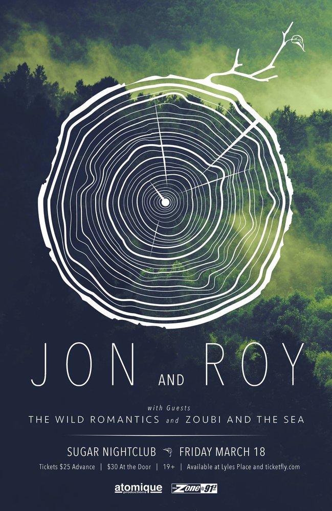 Playing w Jon and Roy at Sugar!