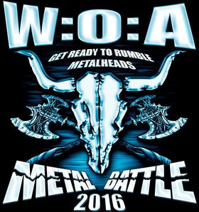 Wacken Metal Battle Vancouver Final!: Bands TBA @ The Red Room May 1 2016 - Oct 23rd @ The Red Room