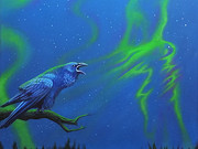 Raven Spirit by  Amanda Stacey