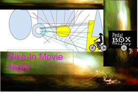 Various Filmakers : Bike- In Movie Night - Oct 17th @ Backyard of 30 Burnside Rd. West