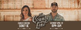 Country Night!: The County Line @ Charles Dickens Pub Apr 23 2016 - Mar 18th @ Charles Dickens Pub