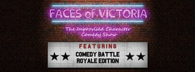 Faces of Victoria: The Improvised Character Comedy Show @ The Solstice Cafe & Lounge Apr 29 2016 - Oct 16th @ The Solstice Cafe & Lounge