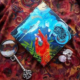 Cat Parker : Metamorphosis - Oct 17th @ Odeon Alley Window