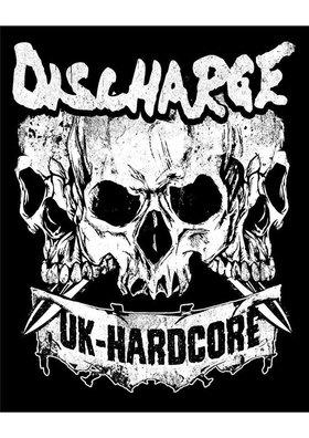 Discharge, Toxic Holocaust, Mass Grave, Old Derelicts, World View @ Rickshaw Theatre Jun 1 2016 - Oct 16th @ Rickshaw Theatre