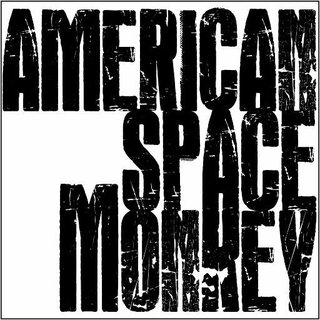 American Space Monkey