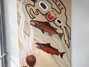 Infusing Spirits - Seawolf and Salmon by Jennifer Johnson,  Joanne D Thomson, Beth Threlfall, Jody DeSchutter, Owen Anthony Parnell, GaHwi Woo