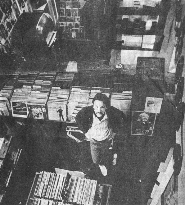 Profile Image: Mezzrow's Records