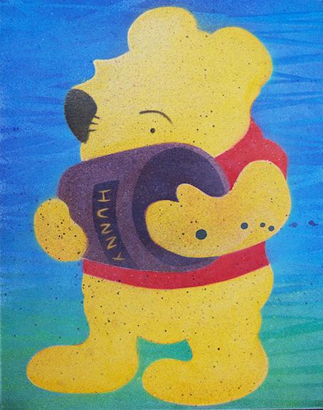 Hunny Bear by  Cameron Kidd