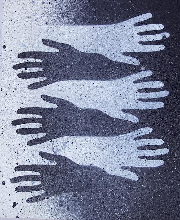 Slight Of Hand by  Cameron Kidd