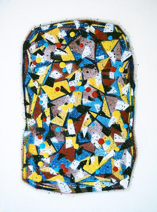 Internal Debris by  Cameron Kidd