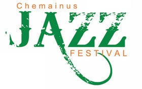 Chemainus Jazz Festival: Edie DaPonte, Graham Shonwise, Pablo Cardenas, Decadence Band  (Led by Steve Jones), Andrew Homzy's N.O.L.A.Nighthawks, Connor Stewart Quartet @ Chemainus Waterwheel Park Bandshell Aug 20 2016 - Aug 8th @ Chemainus Waterwheel Park Bandshell
