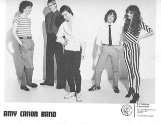 Amy Canon Band