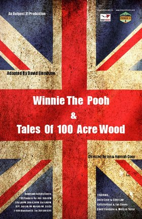 Winnie The Pooh & Tales Of 100 Acre Wood @ Downtown Community Activity Center Aug 25 2016 - Jan 15th @ Downtown Community Activity Center