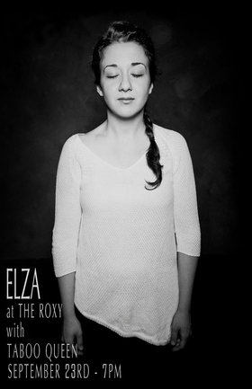 Elza, Taboo Queen @ The Roxy Sep 23 2016 - Mar 28th @ The Roxy