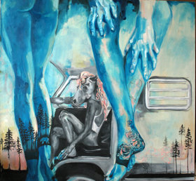 Sierra Lundy at Integrate Arts Festival - Oct 17th @ PedalBox Gallery