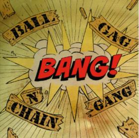On 2 Wheels: Ball Gag n' Chain Gang @ Wheelies Motorcyles Nov 3 2016 - Oct 17th @ Wheelies Motorcyles