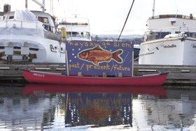 Keihlah Lukenbull-Williams, Kay Gallivan, Bradley Yuxwelupton Dick:Hay'sxw'qa Si'em : Past/Present/Future - Oct 17th @ Moored at the Wharf st. Docks