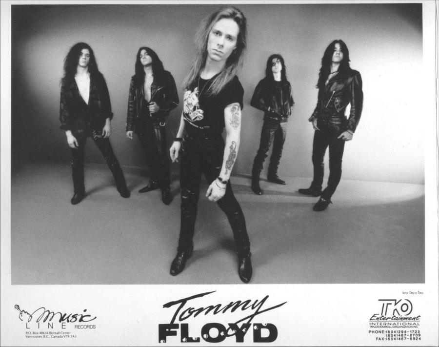 Pretty boy floyd band tour dates
