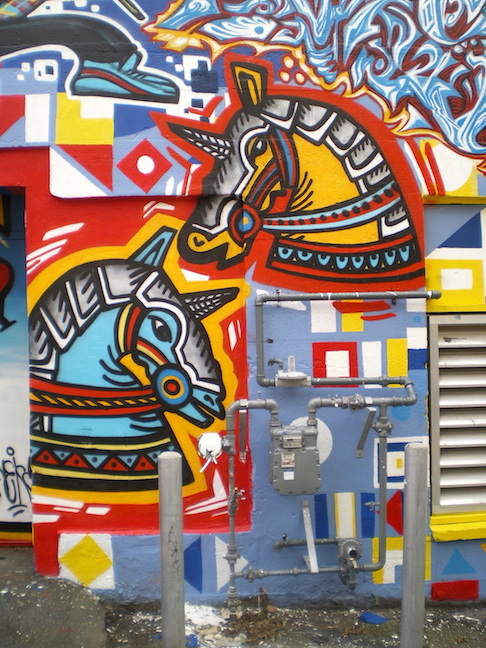War Horses by  Cameron Kidd