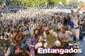 ENTANGADOS FROM CORDOBA, ARGENTINA RETURNS TO VICTORIA SKA & REGGAE FEST XVIII: Entangados, No Liars, The Om Sound @ Lucky Bar Jun 16 2017 - Sep 26th @ Lucky Bar