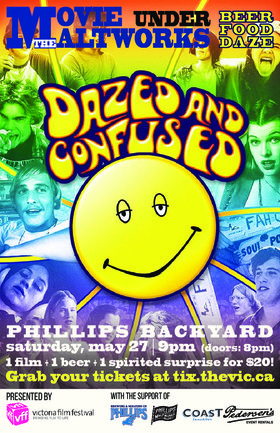 Dazed and Confused Under the Maltworks @ The Phillips Backyard (at Phillips Brewery) - May 27 2017 - Sep 21st @ The Phillips Backyard (at Phillips Brewery) -