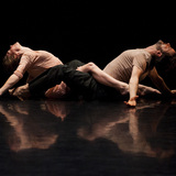 Photo by David Earle dancers: Danielle Baskerville & Michael English