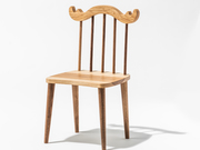 Little Foragers Chair by  Happy Deer Design