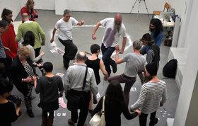 (Un)Symposium: Akademy of human & Performance Art Aktions: Margaret Dragu, Jörn J. Burmester - Oct 26th @ CityStudio Victoria