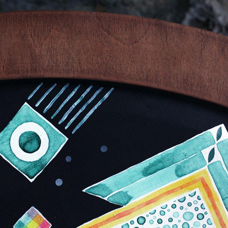 LO / LI 4 Detail by  Aimee van Drimmelen