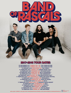 2018 Tour Dates are HERE!