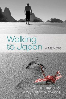 Carolyn Affleck Youngs: Walking to Japan @ Vancouver Island Regional Library (Cowichan Branch) Feb 24 2018 - Feb 18th @ Vancouver Island Regional Library (Cowichan Branch)