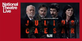 NT LIVE IN HD: JULIUS CAESAR @ Cowichan Performing Arts Centre Mar 22 2018 - Dec 12th @ Cowichan Performing Arts Centre