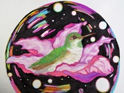 Hummer Bubble by  Donna Birtwistle