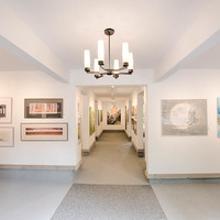 6 Great Local Artists showing their fantastic art at Art In The Barn Gallery
