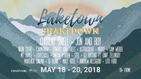 Jon and Roy, Astrcolor, LOVECoast, Murge @ Laketown Shakedown May 19 2018 - Sep 17th @ Laketown Shakedown