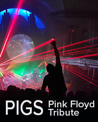 PIGS: CANADA'S PINK FLOYD @ Cowichan Performing Arts Centre Apr 7 2018 - May 9th @ Cowichan Performing Arts Centre