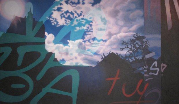 Cloud Castle by  James Nye
