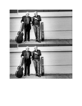 Hermann's 1st Annual Jazz Festival: Two Much Guitar Quartet, Starring the Great Oliver Ganon guitar  the Great Bill Coon Guitar, Darren Radtke, Dave @ Hermann's Jazz Club Jun 26 2018 - Oct 20th @ Hermann's Jazz Club