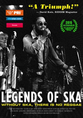 The Legends of Ska Screening with Western Standard Time Ska Orchestra Key Note Address and Workshop: The Legends of Ska , Western Standard Time Ska Orchestra @ Vic Theatre Jun 23 2018 - Jul 23rd @ Vic Theatre