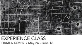 Damla Tamer: Experience Class - Oct 20th @ the fifty fifty arts collective