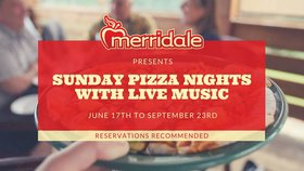 Father's Day Pizza Night: Impulse Response @ Merridale Cidery & Distillery Jun 17 2018 - Dec 8th @ Merridale Cidery & Distillery