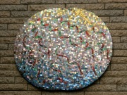 Celebration Mosaic by  Sandra Millott