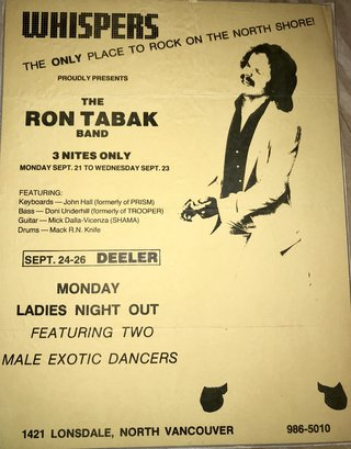 The Ron Tabak Band