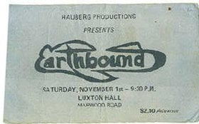 Hauberg Productions presents Earthbound: Earthbound @ Luxton Hall Sep 6 1975 - Feb 18th @ Luxton Hall
